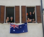 Our Australian Embassy in Grazie_8069