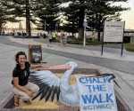 ctwcc-3d-chalk-art-pelican-at-entry-withandi