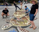 ctwcc-3d-chalk-art-turtle-zestei-team-4