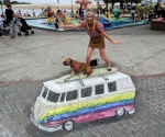 ctwcc-mel-and-lucy-surfing-on-on-3d-chalk-art-kombi-2-zest-events-international