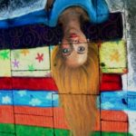 Detail from 'The Princess and the Pea' - winner of the youth freestyle category