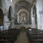 Inside the Church of Sant'Ercolano