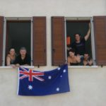 Our Australian Embassy in Grazie