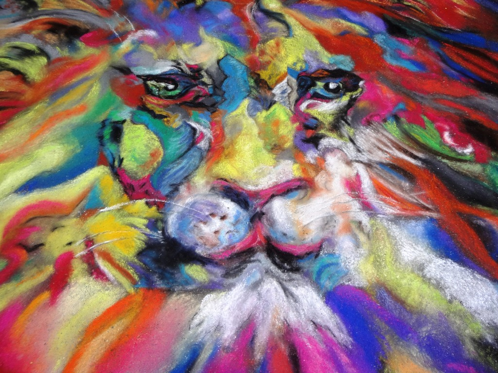 Lion - Renee Keady